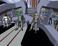 U.S.S. Prioritas Bridge