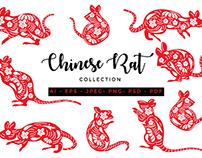 Chinese Rat Zodiac