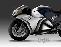 BMW Sports Bike Concept
