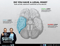 USA SUITS - LEGAL MIND