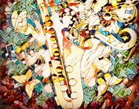 Sax illustration