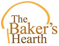 The Baker's Hearth Logo