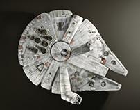 Star Wars Battlefront - Millennium Falcon