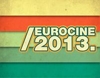 Propuesta cartel EUROCINE 2013.