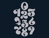 Pole Numerals - Free