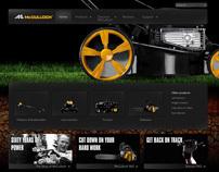 McCulloch website