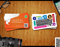 my card