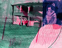 Studio da Velazquez e campagna di Baccinello