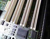 Industrial Socket 5 motherboard