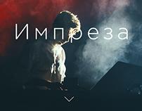 E-commerce musical equipment store «Impreza»