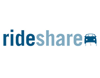 Rideshare Logo // TCC