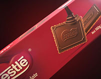 Nestle Chocolate Boxes
