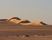 The dunes of Siwa