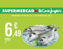Folheto Supermercado / Supercor