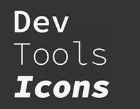 Dev Tools Icons