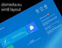 dismedia.eu  layout