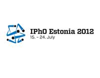 IPhO 2012 Graphic Identity