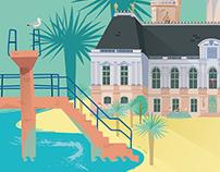 Vue sur Rennes Magazine Cover