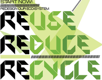 reuse, reduce,recycle