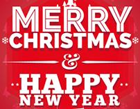 Merry Christmas & Happy New Year 2013