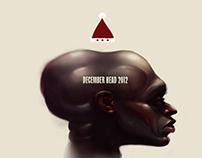 December Head 2012