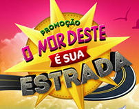 "Promo ""O Nordeste é sua estrada"""