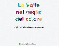 La Valle nel segno del colore - Book