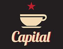 Capital Café Web Design