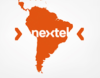 NEXTEL - Billboard