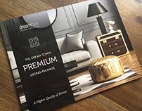 Dream Town Premium Listing Brochure