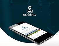 Nearball - Local soccer app
