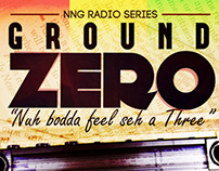 Ground Zero 3rd Edition Flyer Design