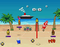Extreme Beach Volley