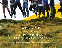 Graduate Assistant Preview Program