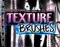 Texture Brushes Pack
