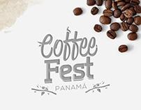 Coffee Fest - Logo