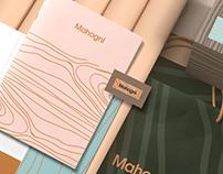 Mahogni Brand Identity Design.