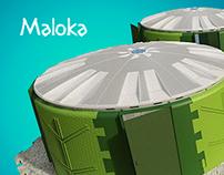 Maloka CIVT. Shelter