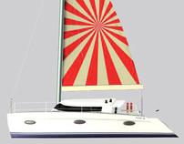 3D Catamaran