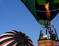 International Balloon Fest 2012