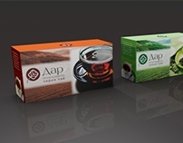 "Tea Design ""Gift of Nature"""