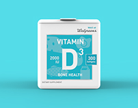 Walgreens Interactive Dietary Supplements