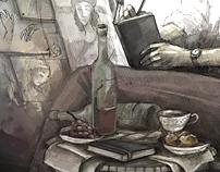 Fenris illustration 2