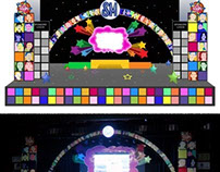 Stage Design for SM Little Stars 2012