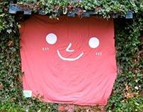 Depression Awareness Street Art