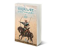Türk Dil Kurumu Türk Destanları Serisi - Kitap Kapağı