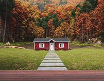 Spruce - Backyard House [FULL CGI]