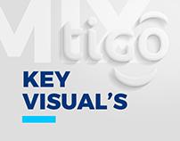 MIX KV'S TIGO