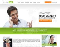Crystal Talk Website