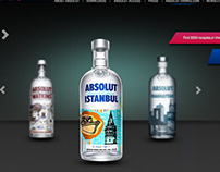 First shot-Absolut